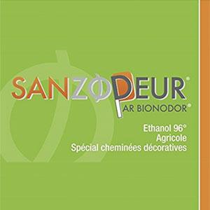 Bioèthanol Sanzodeur